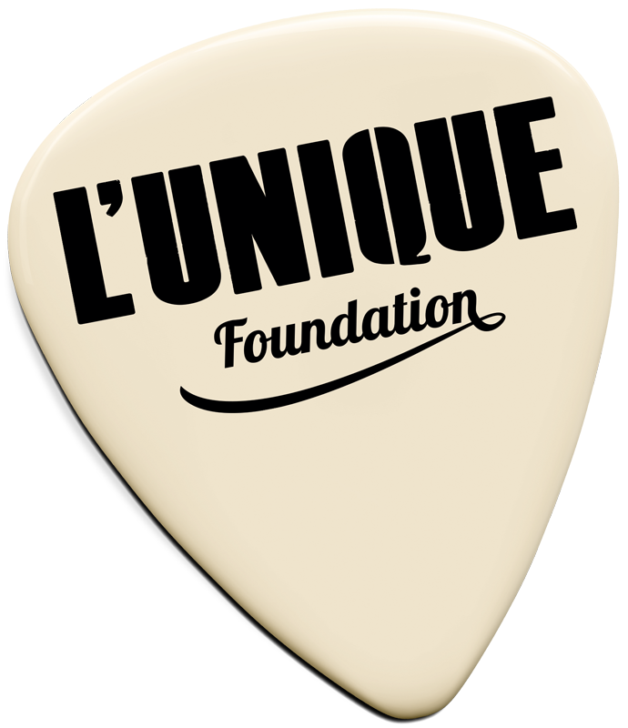 L'Unique Foundation. Rock'n'Roll with a cause!