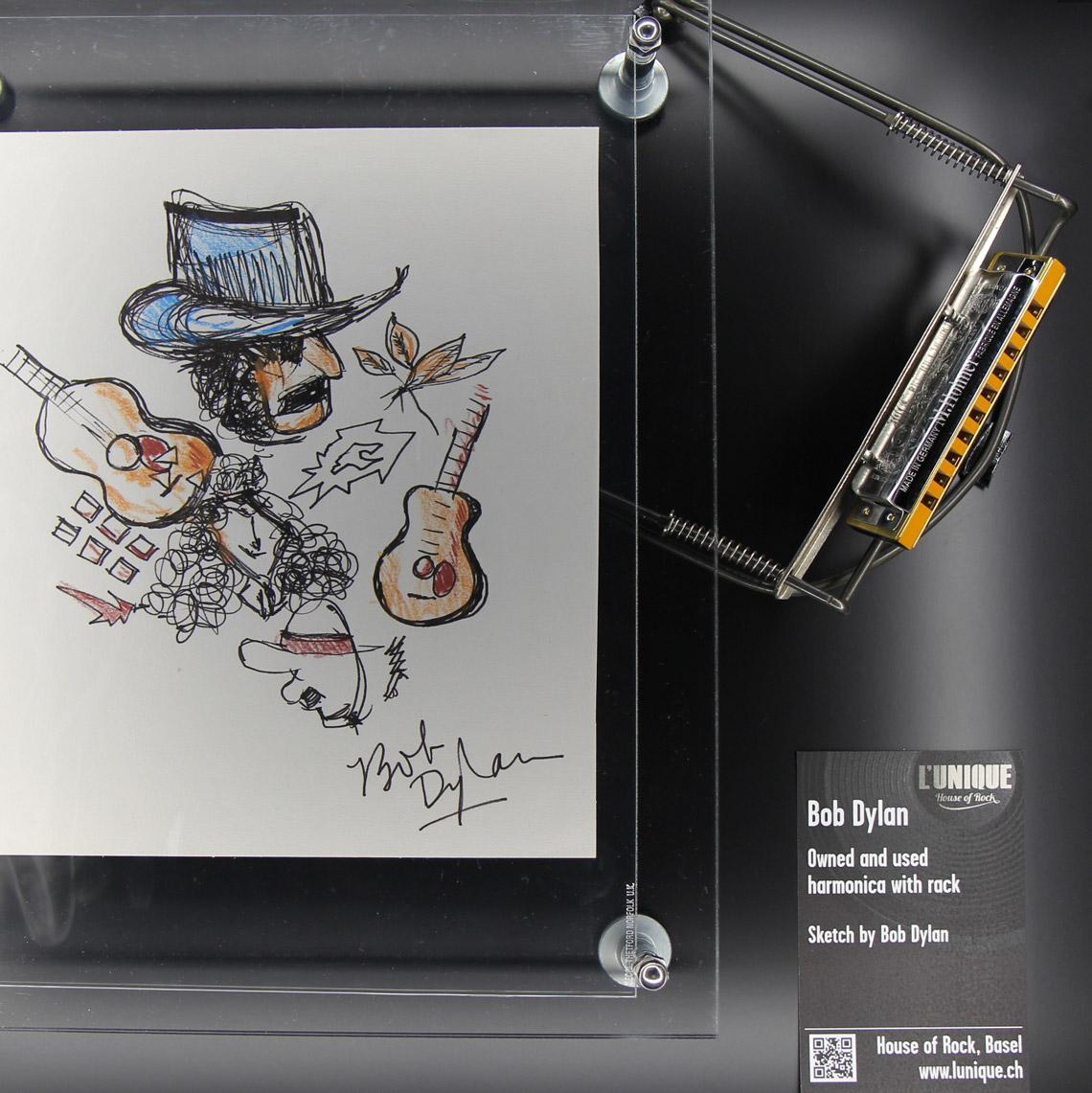 L'Unique Foundation | Exhibition | Bob Dylan
