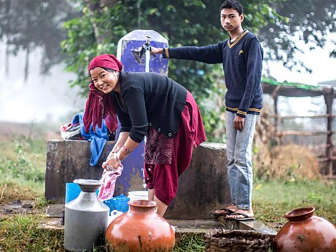 L'Unique Foundation | Projekt Nepal | Wasser für Nuwakot