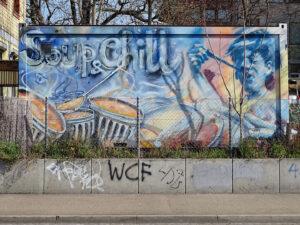 """Das """"Soup&Chill""""-Projekt der l'Unique Foundation in Basel hat begonnen"""