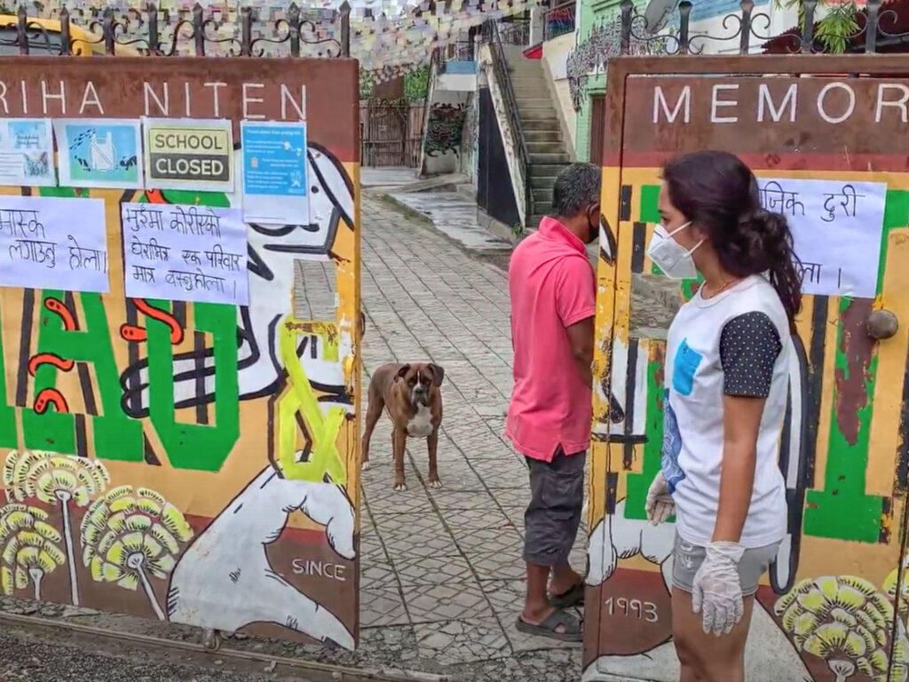 L'unique Foundation betreibt und unterstützt ihre eigenen Hilfsprojekte in Nepal