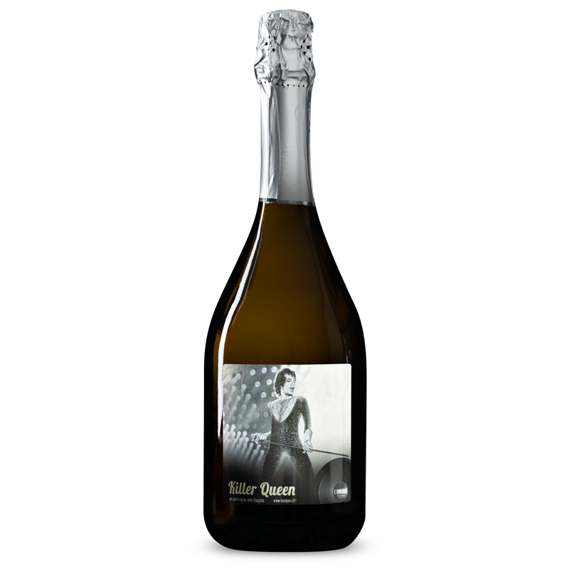 "L'Unique Foundation | Shop | Rock Wein ""Killer Queen"""