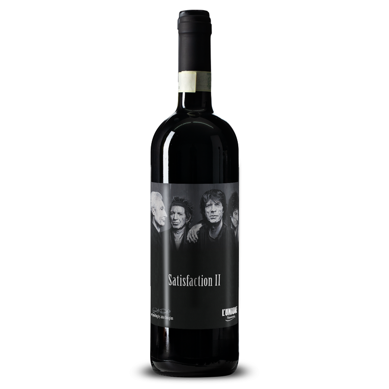 "L'Unique Foundation | Shop | Rock Wein ""Satisfaction II"""