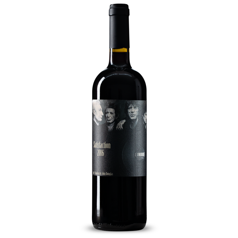 "L'Unique Foundation | Shop | Rock Wein ""Satisfaction"""