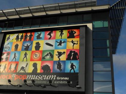 L'Unique Foundation   Art on Tour   Rock Museum Gronau