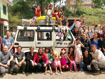 L'Unique Foundation   Project Nepal