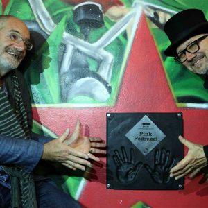 L'Unique Foundation Lifetime Achievement Award winners Roli Frei and Pink Pedrazzi