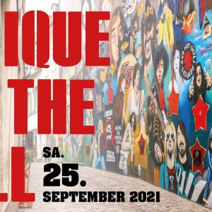 L'UNIQUE - OFF THE WALL Rock'n'Roll With A Cause Street party & Rock Festival