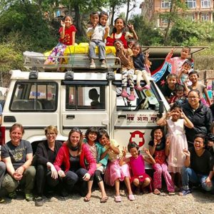 The NAG, Nawa Asha Griha, Home of New Hopes, is a home for street children, in Kathmandu, Nepal.