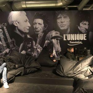 L'Unique Foundation | Art on Tour | Rock Pop Museum Gronau