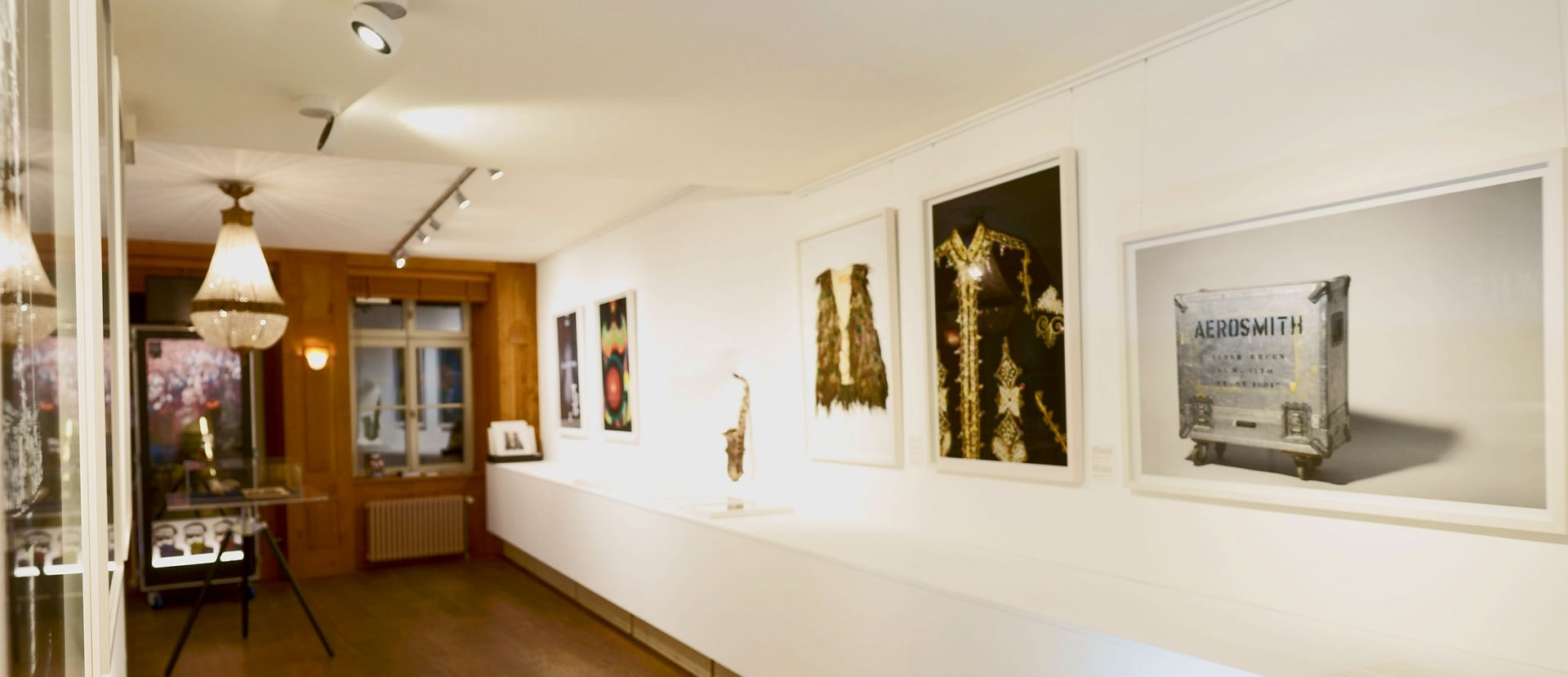 L'Unique Rock Gallery is located on the first and second floor of the famous L'Unique House of Rock in Basel