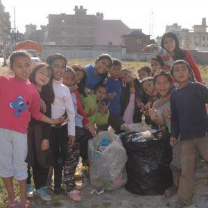The NAG, Nawa Asha Griha, Home of New Hopes, is a home for street children, in Kathmandu, Nepal.